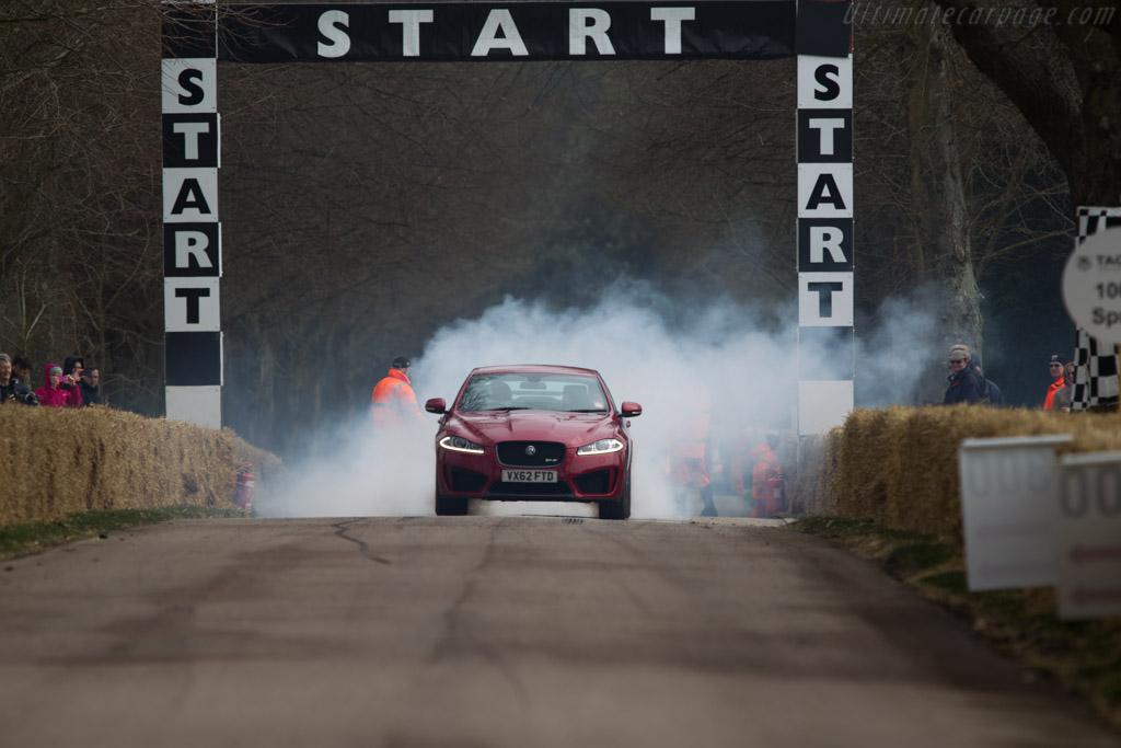 Jaguar XF RS    - 2013 Goodwood Preview