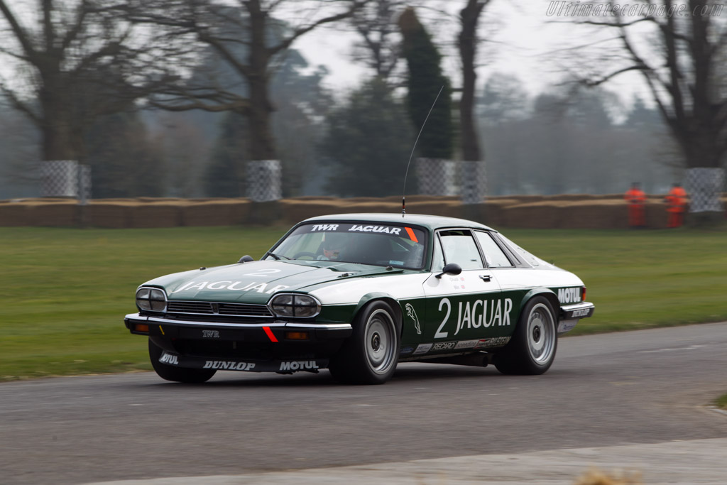 Jaguar XJ-S TWR - Chassis: TWR JC 84A005   - 2013 Goodwood Preview