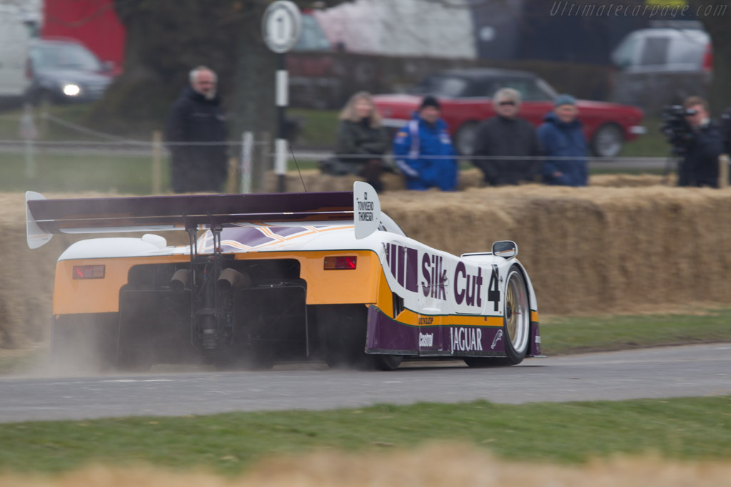 Jaguar XJR-8 - Chassis: J12-C-287 - Driver: Justin Law  - 2013 Goodwood Preview
