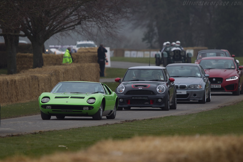 Lamborghini Miura S    - 2013 Goodwood Preview