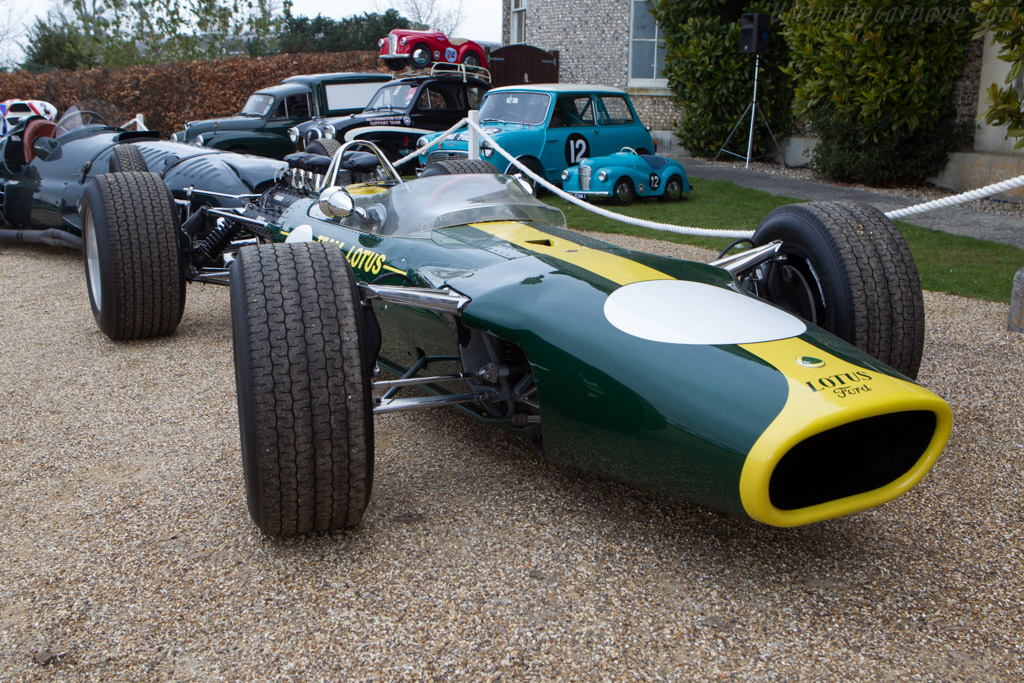 Lotus 49 Cosworth    - 2013 Goodwood Preview