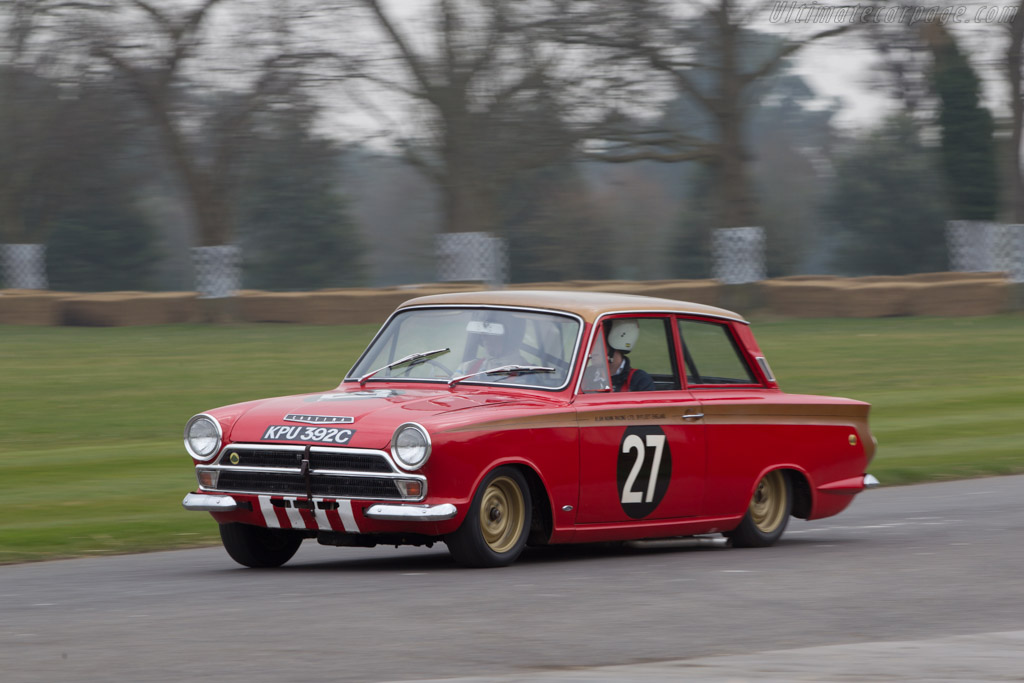 Lotus Cortina    - 2013 Goodwood Preview