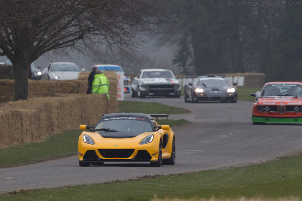 Lotus Exige V6 CupR    - 2013 Goodwood Preview