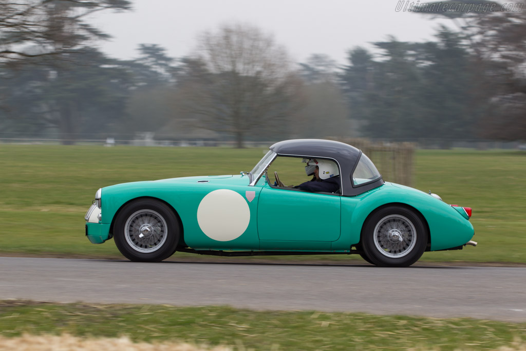 MG A Coupe    - 2013 Goodwood Preview