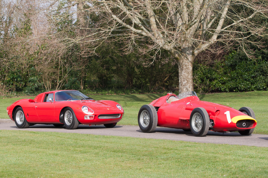 Maserati 250F - Chassis: 2529   - 2013 Goodwood Preview