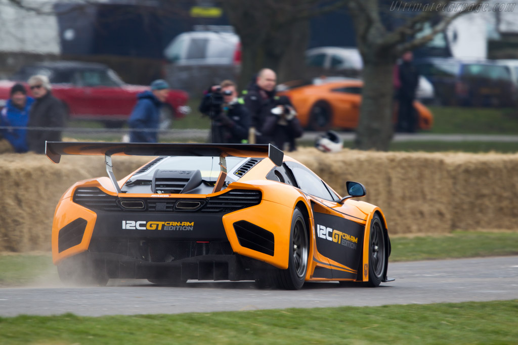 McLaren MP4-12C GT Can-Am Edition    - 2013 Goodwood Preview