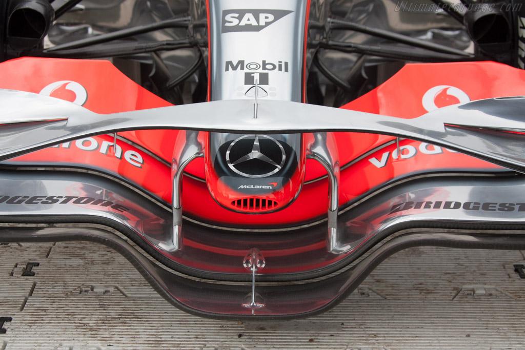 McLaren MP4-23 Mercedes    - 2013 Goodwood Preview