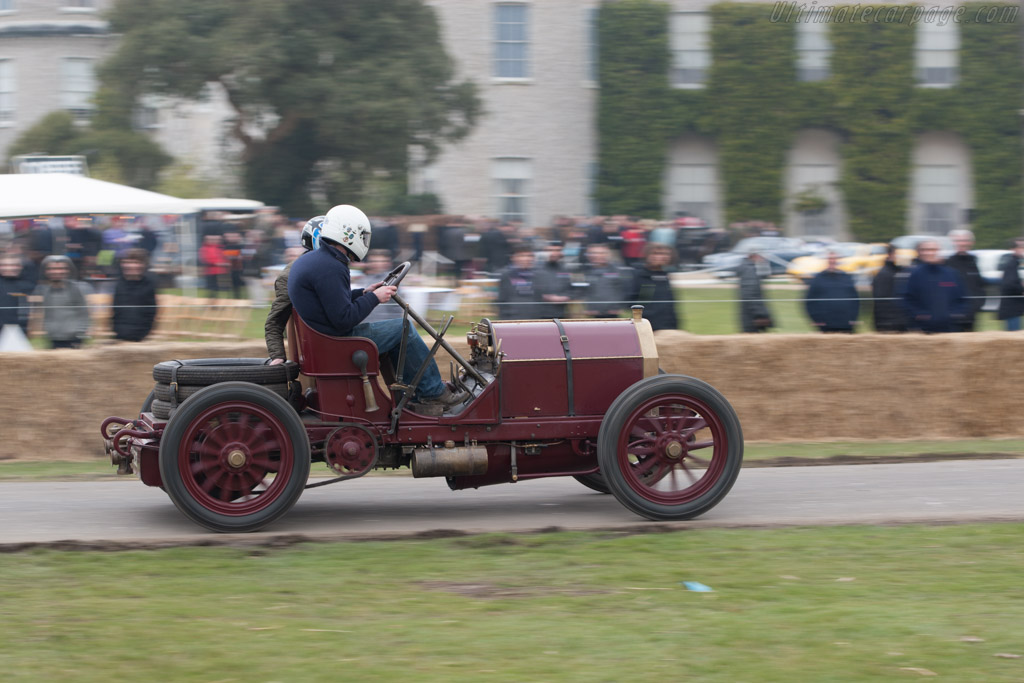 Mercedes 60hp    - 2013 Goodwood Preview