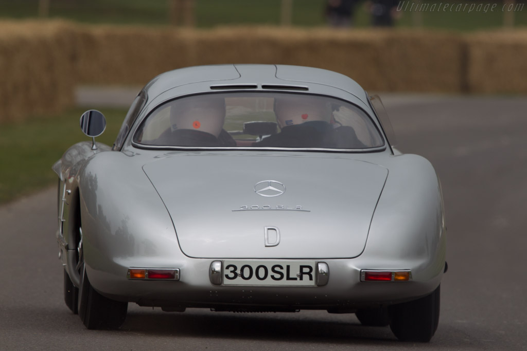 Mercedes-Benz 300 SLR - Chassis: 00008/55   - 2013 Goodwood Preview