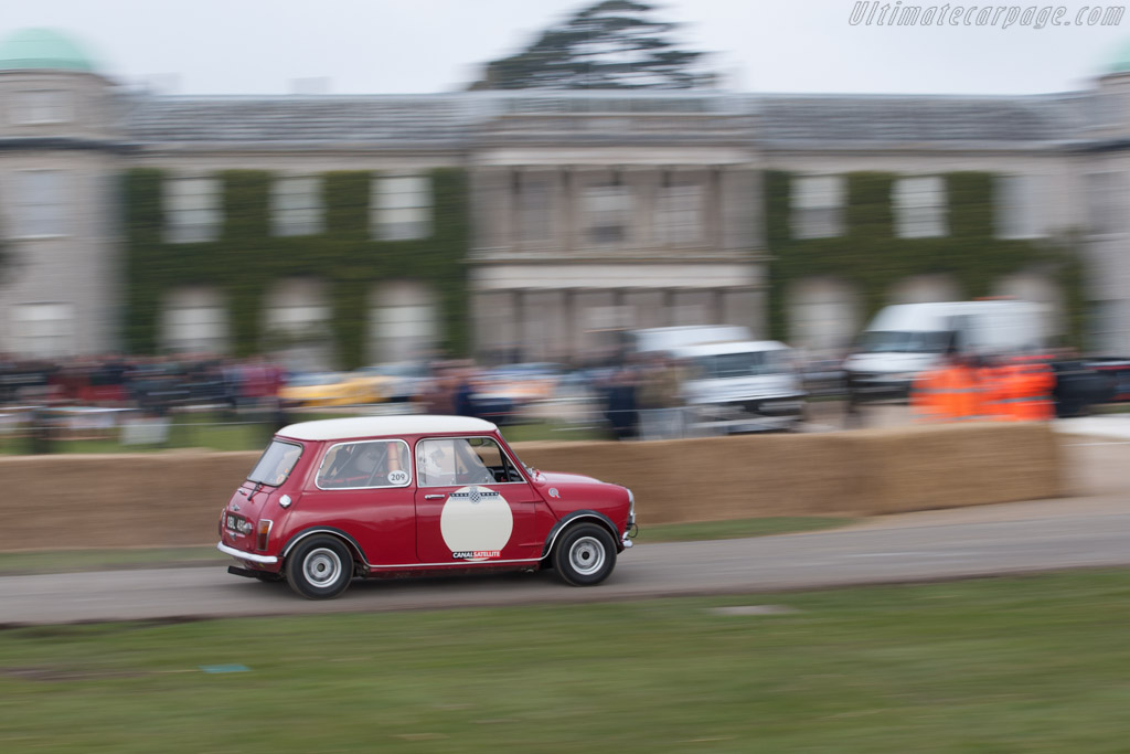 Mini Cooper S    - 2013 Goodwood Preview