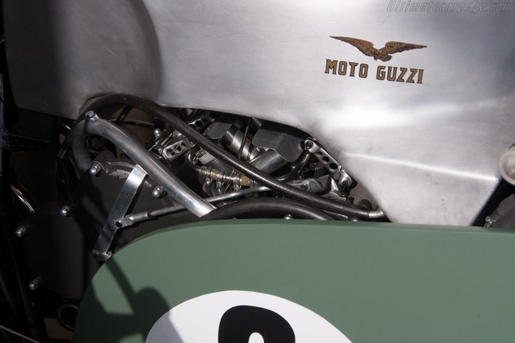 Moto Guzzi V8    - 2013 Goodwood Preview