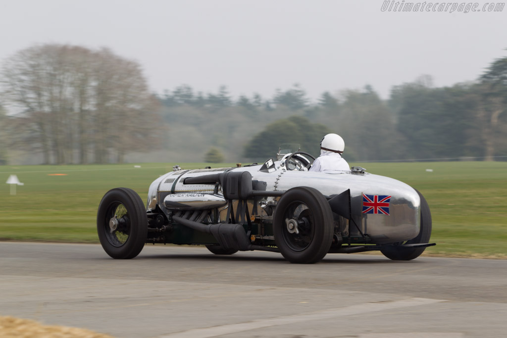 Napier-Railton    - 2013 Goodwood Preview