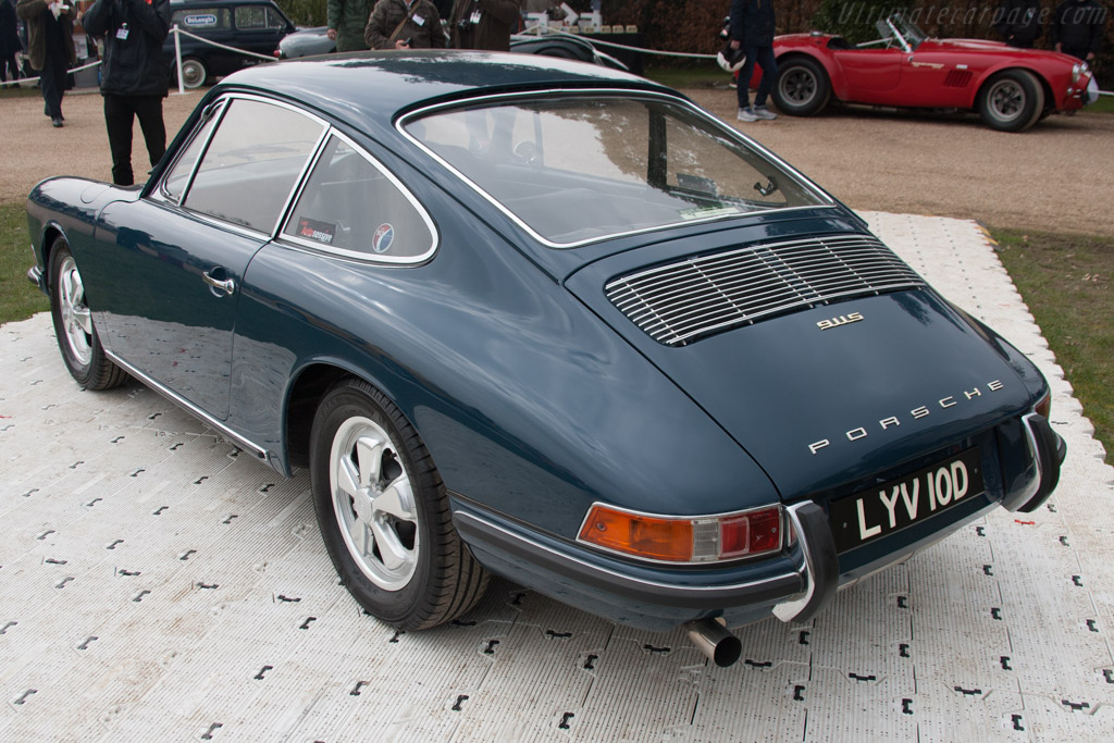 Porsche 911    - 2013 Goodwood Preview