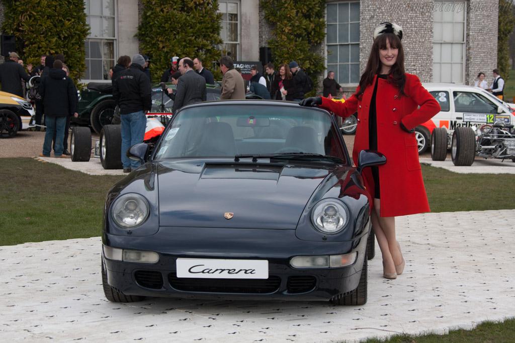 Porsche 911 Carrera    - 2013 Goodwood Preview