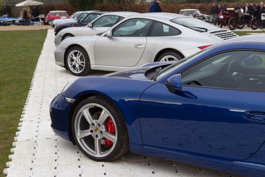 Porsche 911s    - 2013 Goodwood Preview