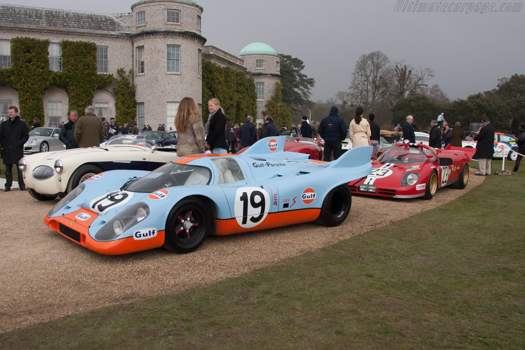 Porsche 917K - Chassis: 917-026   - 2013 Goodwood Preview