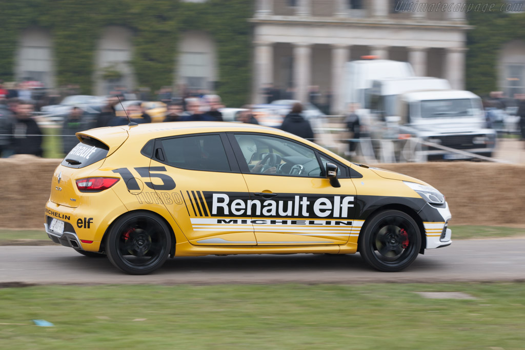 Renault Clio R.S. Turbo    - 2013 Goodwood Preview