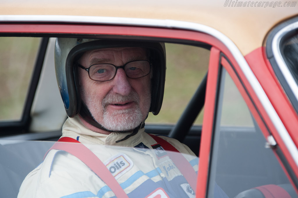 Sir John Whitmore    - 2013 Goodwood Preview