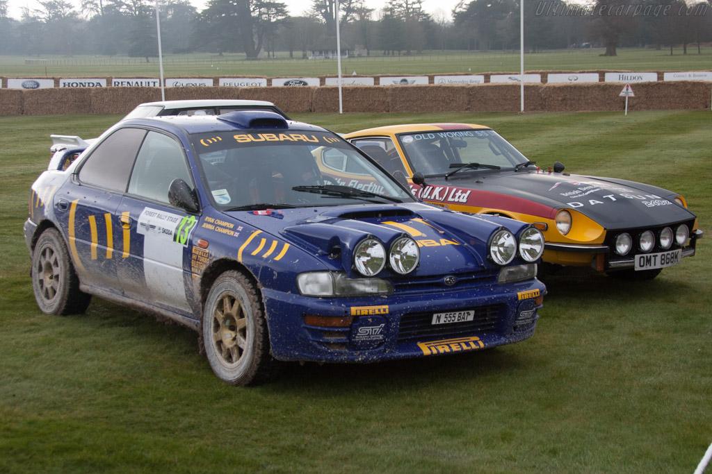 Subaru Impreza WRC    - 2013 Goodwood Preview