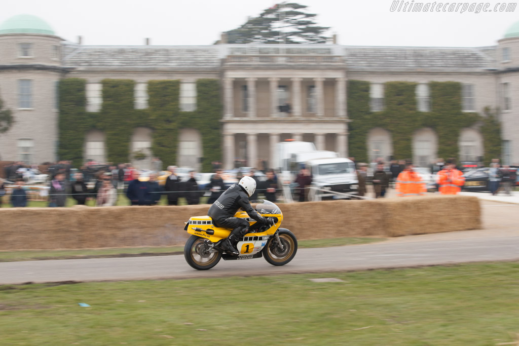 Yamaha OW48r    - 2013 Goodwood Preview
