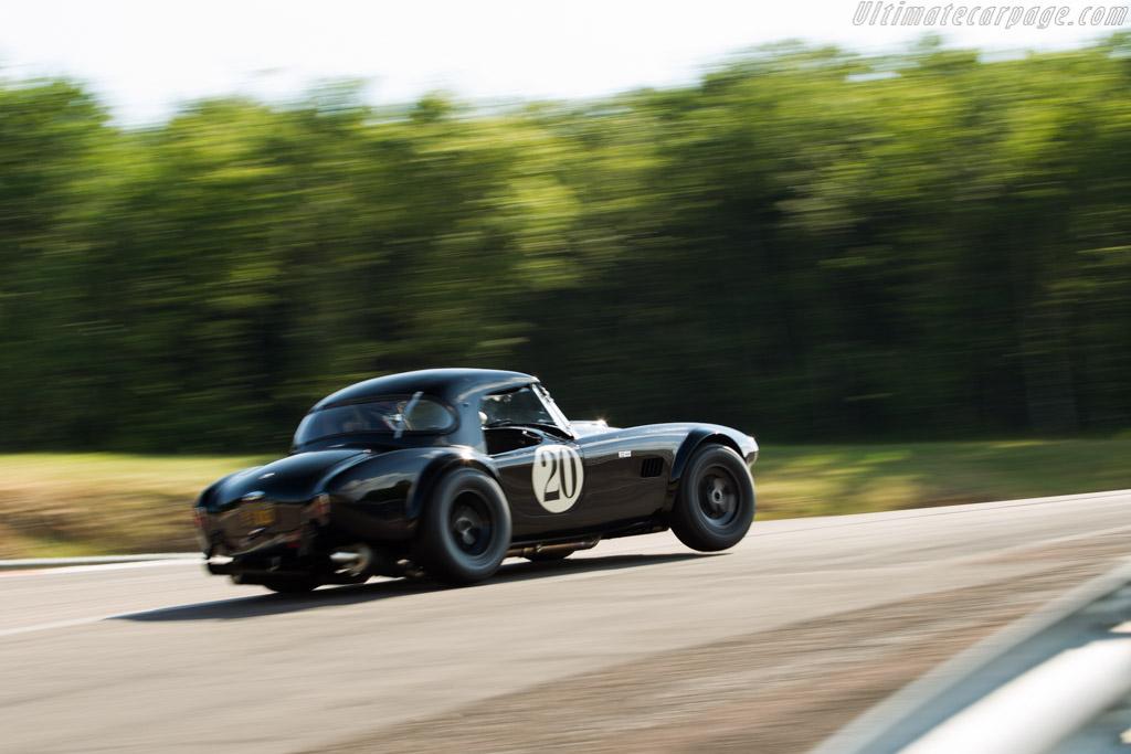 AC Shelby Cobra - Chassis: CSX2506 - Driver: Marc Devis / Christian Dumolin  - 2015 Grand Prix de l'Age d'Or