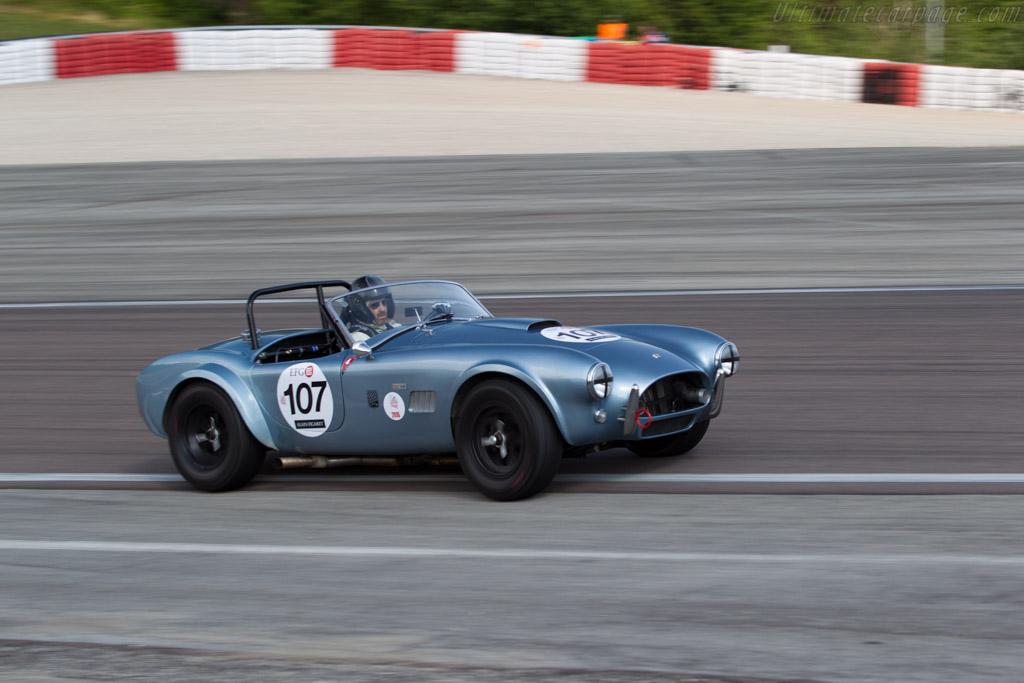 AC Shelby Cobra - Chassis: CSX2485 - Driver: Frederic Jousset  - 2015 Grand Prix de l'Age d'Or