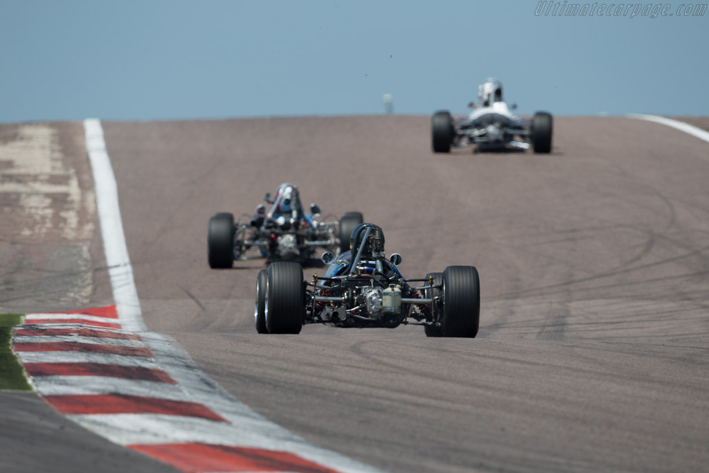 Alexis Mk8 - Chassis: HF802 - Driver: Ian Bankhurst  - 2015 Grand Prix de l'Age d'Or