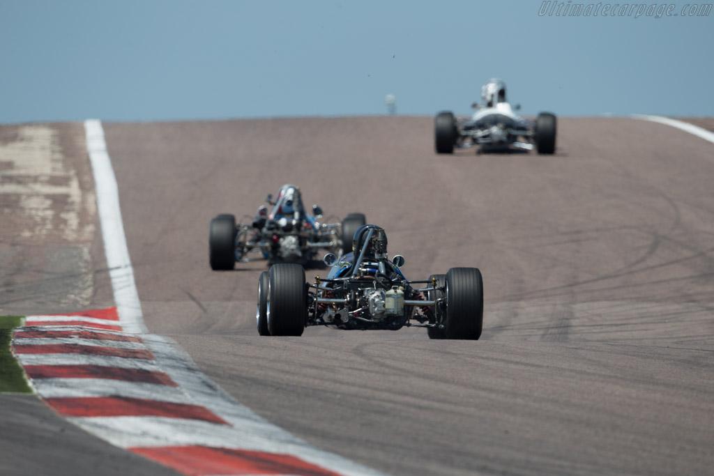 Alexis Mk8 - Chassis: HF802 - Driver: Ian Bankhurst  - 2015 Grand Prix de l'Age d'Or