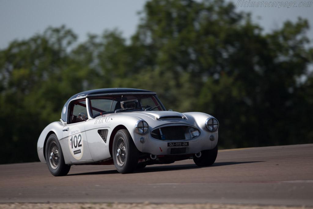 Austin Healey 3000 - Chassis: HBT7L-1383 - Driver: Jeremy Garamond / Julien Lemeille  - 2015 Grand Prix de l'Age d'Or