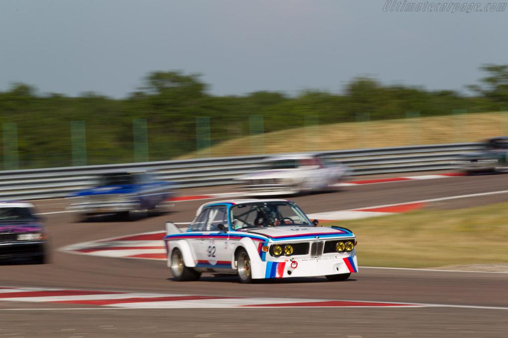 BMW 3.0 CSL - Chassis: 2210878 - Driver: Ronald Basso / Jean-Claude Basso  - 2015 Grand Prix de l'Age d'Or
