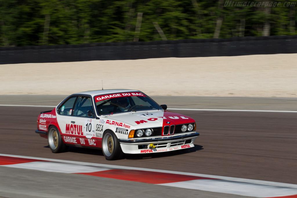 BMW 635 CSi - Chassis: E24 RA2-38 - Driver: Paul Beddow  - 2015 Grand Prix de l'Age d'Or