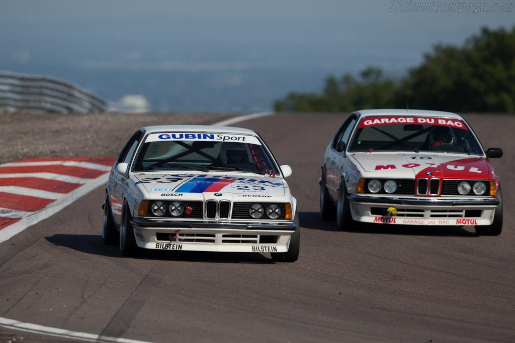 BMW 635 CSi - Chassis: E24 RA1-31 - Driver: Robert Boos / Pascal Goury  - 2015 Grand Prix de l'Age d'Or