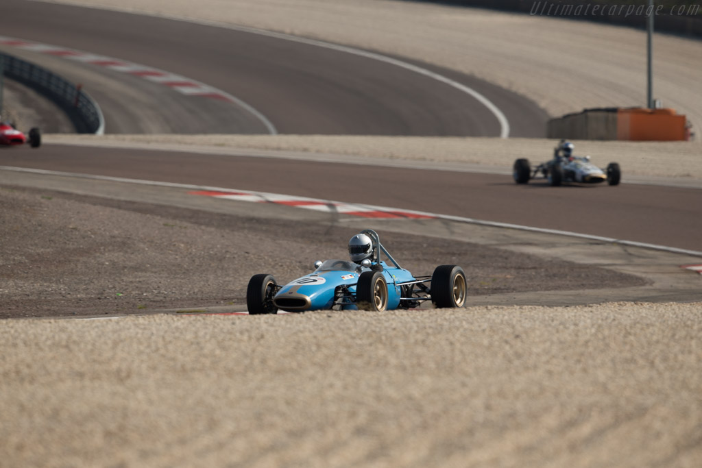 Brabham BT15 - Chassis: F3-12-65 - Driver: Max Blees  - 2015 Grand Prix de l'Age d'Or