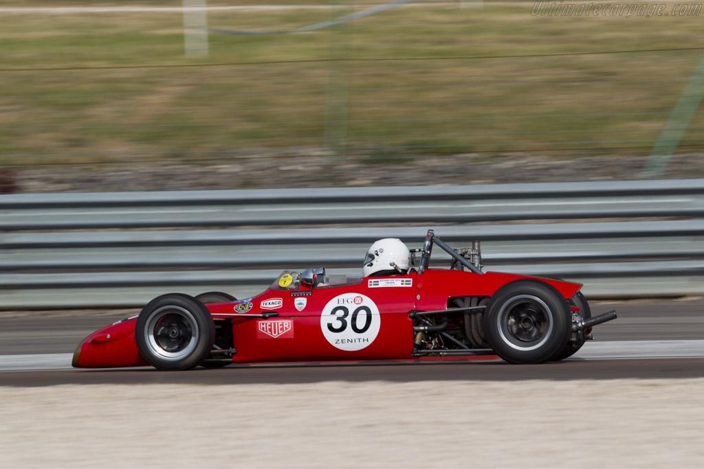 Brabham BT28 - Chassis: BT28-31 - Driver: Class Muller  - 2015 Grand Prix de l'Age d'Or