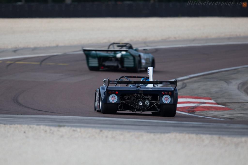 Cheetah G601 - Chassis: G601-2 - Driver: Beat Eggimann  - 2015 Grand Prix de l'Age d'Or