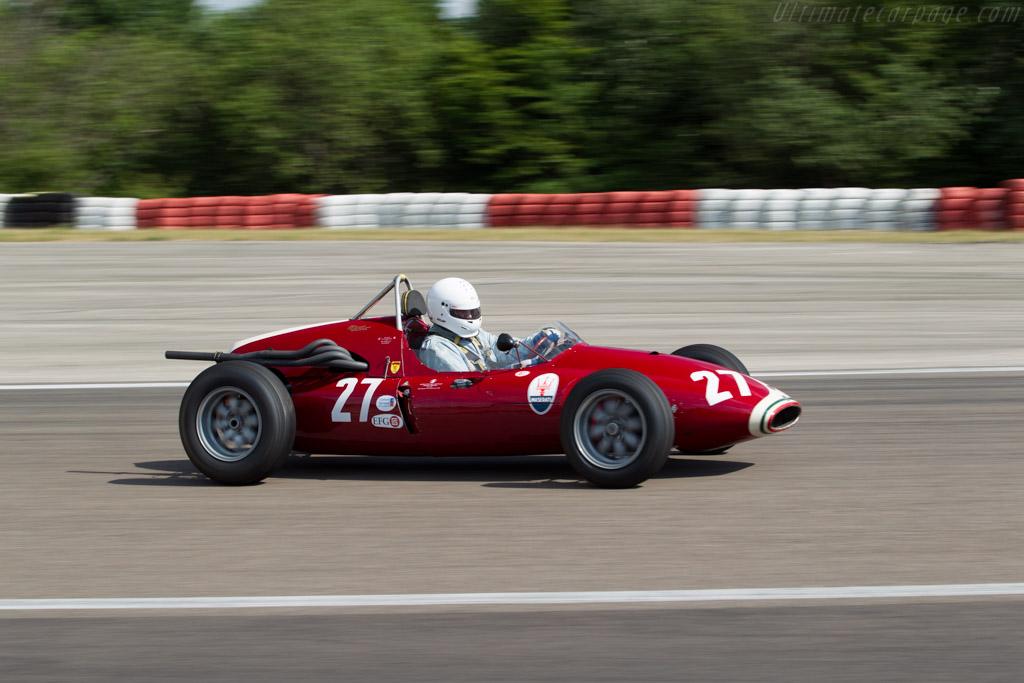 Cooper T51 Maserati - Chassis: F2-16-59 - Driver: Chris Wilson  - 2015 Grand Prix de l'Age d'Or