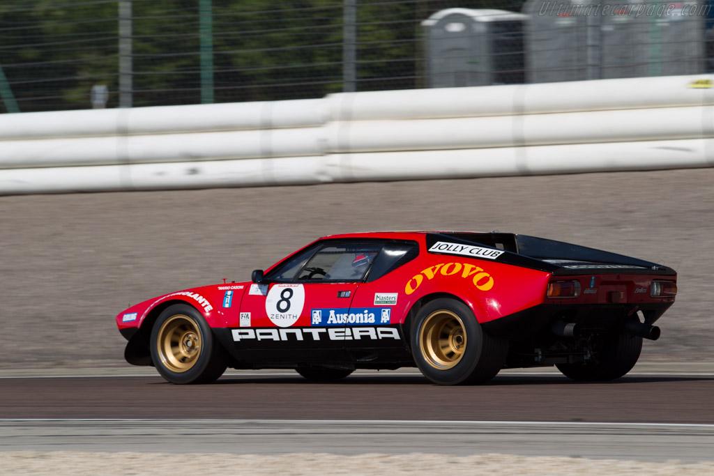 DeTomaso Pantera Group 4 - Chassis: 02873 - Driver: Marc Devis  - 2015 Grand Prix de l'Age d'Or