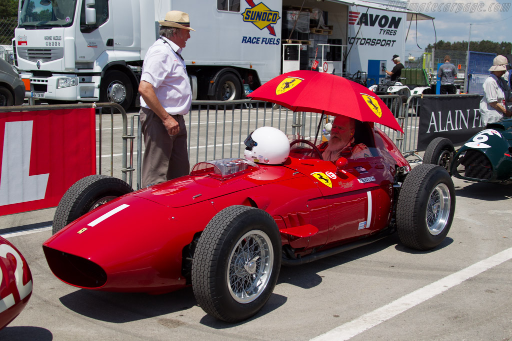 Ferrari 246 Dino F1 - Chassis: 0007 - Driver: Tony Smith  - 2015 Grand Prix de l'Age d'Or