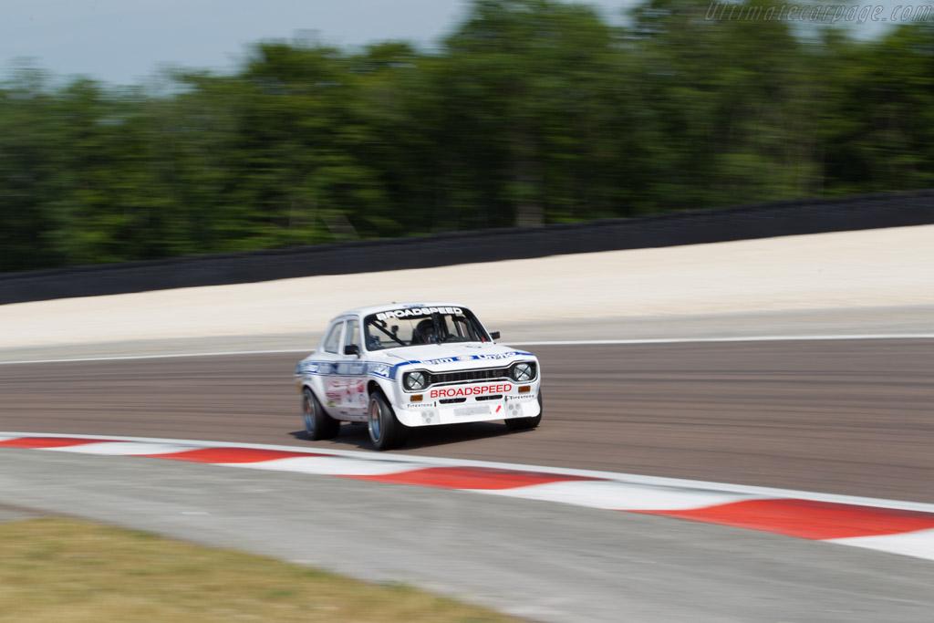 Ford Escort 1600 RS - Chassis: BBATMT80935 - Driver: Christophe van Riet / Raphaël de Borman  - 2015 Grand Prix de l'Age d'Or