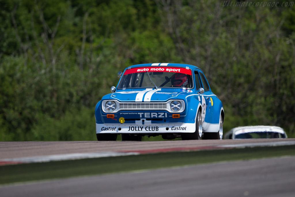 Ford Escort 1600 RS - Chassis: 1CBA657266 - Driver: Ben Gill  - 2015 Grand Prix de l'Age d'Or