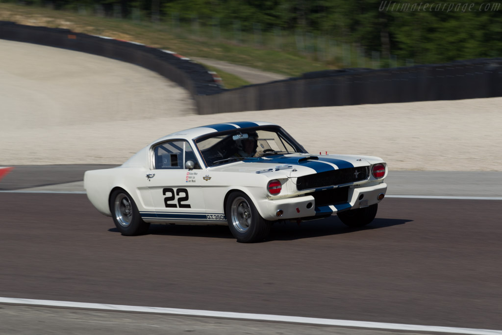 ford shelby mustang gt350 r chassis sfm5r107 driver richard meier andre lips 2015. Black Bedroom Furniture Sets. Home Design Ideas