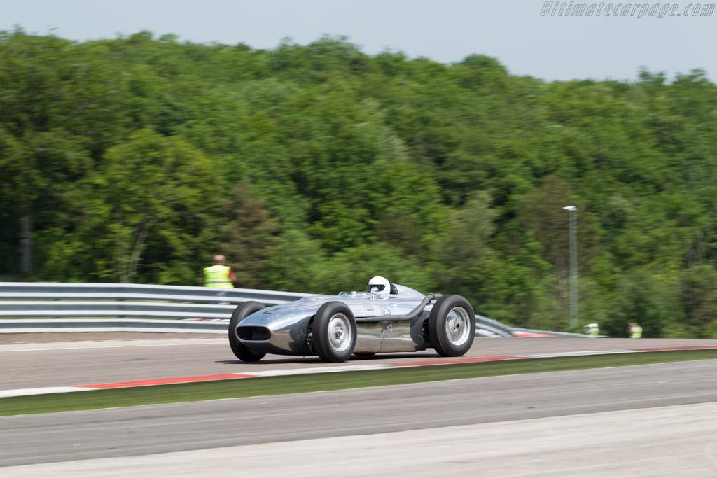 Lister Monzanapolis Jaguar - Chassis: BHL 109 - Driver: Rod Jolley  - 2015 Grand Prix de l'Age d'Or