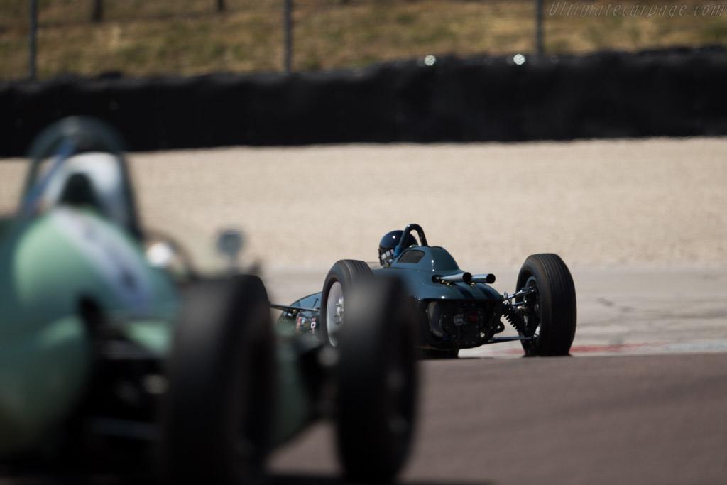 Lola Mk4 Climax - Chassis: BRGP44 - Driver: Mr John of B.  - 2015 Grand Prix de l'Age d'Or