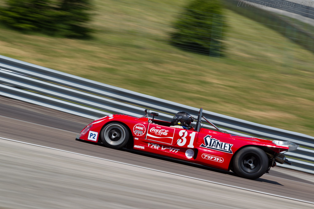 Lola T280 Cosworth - Chassis: HU3 - Driver: Carlos Barbot  - 2015 Grand Prix de l'Age d'Or