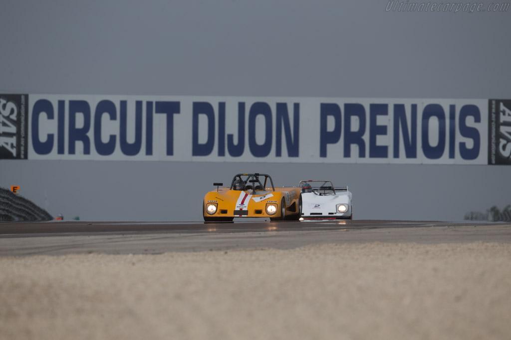 Lola T290 DFV - Chassis: 1LS593 - Driver: Philippe Scemama  - 2015 Grand Prix de l'Age d'Or