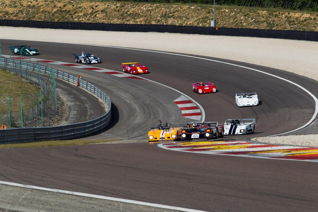 Lola T292 BDG - Chassis: HU55 - Driver: Tony Sinclair  - 2015 Grand Prix de l'Age d'Or