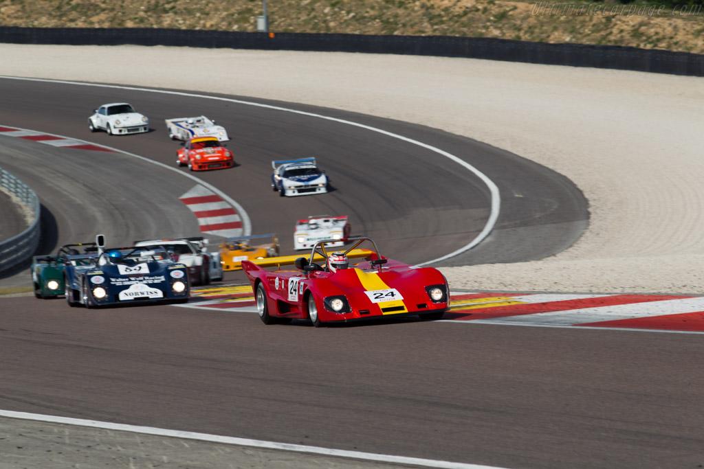 Lola T298 - Chassis: HU99 - Driver: Manuel Monteiro  - 2015 Grand Prix de l'Age d'Or