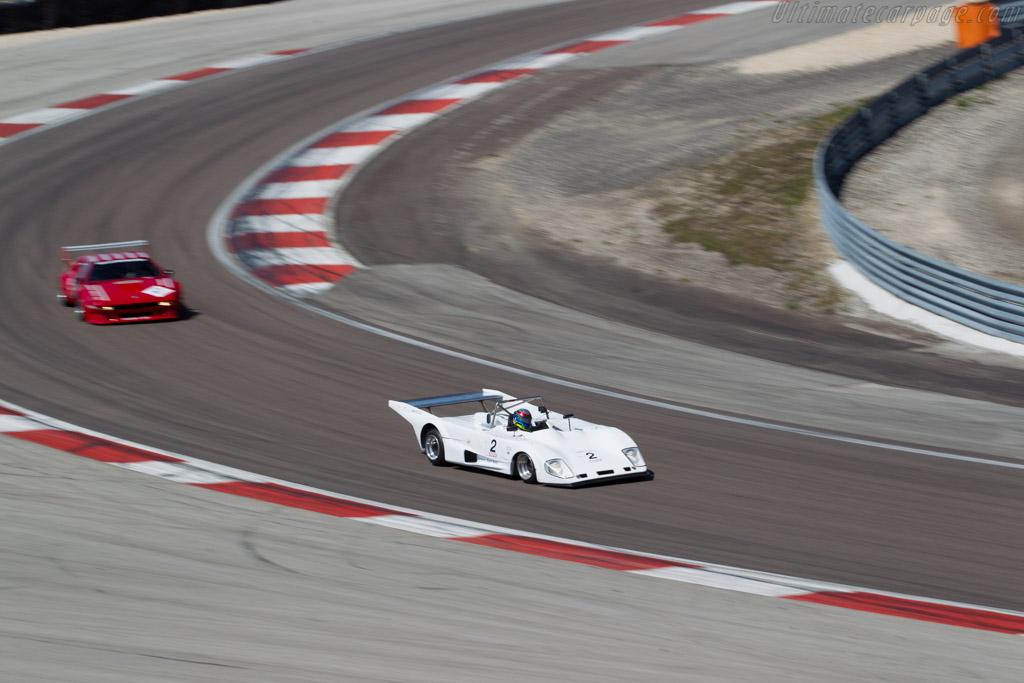 Lola T298 - Chassis: HU106 - Driver: Frederic da Rocha  - 2015 Grand Prix de l'Age d'Or