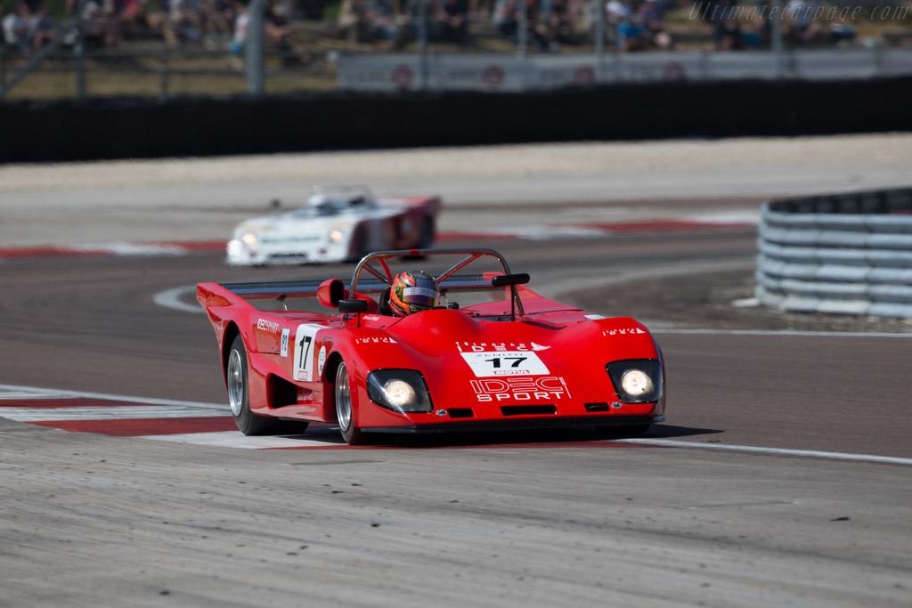 Lola T298 - Chassis: HU97 - Driver: Patrice Lafargue  - 2015 Grand Prix de l'Age d'Or