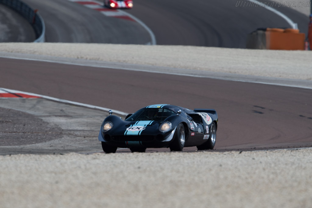 Lola T70 - Chassis: SL73/106   - 2015 Grand Prix de l'Age d'Or